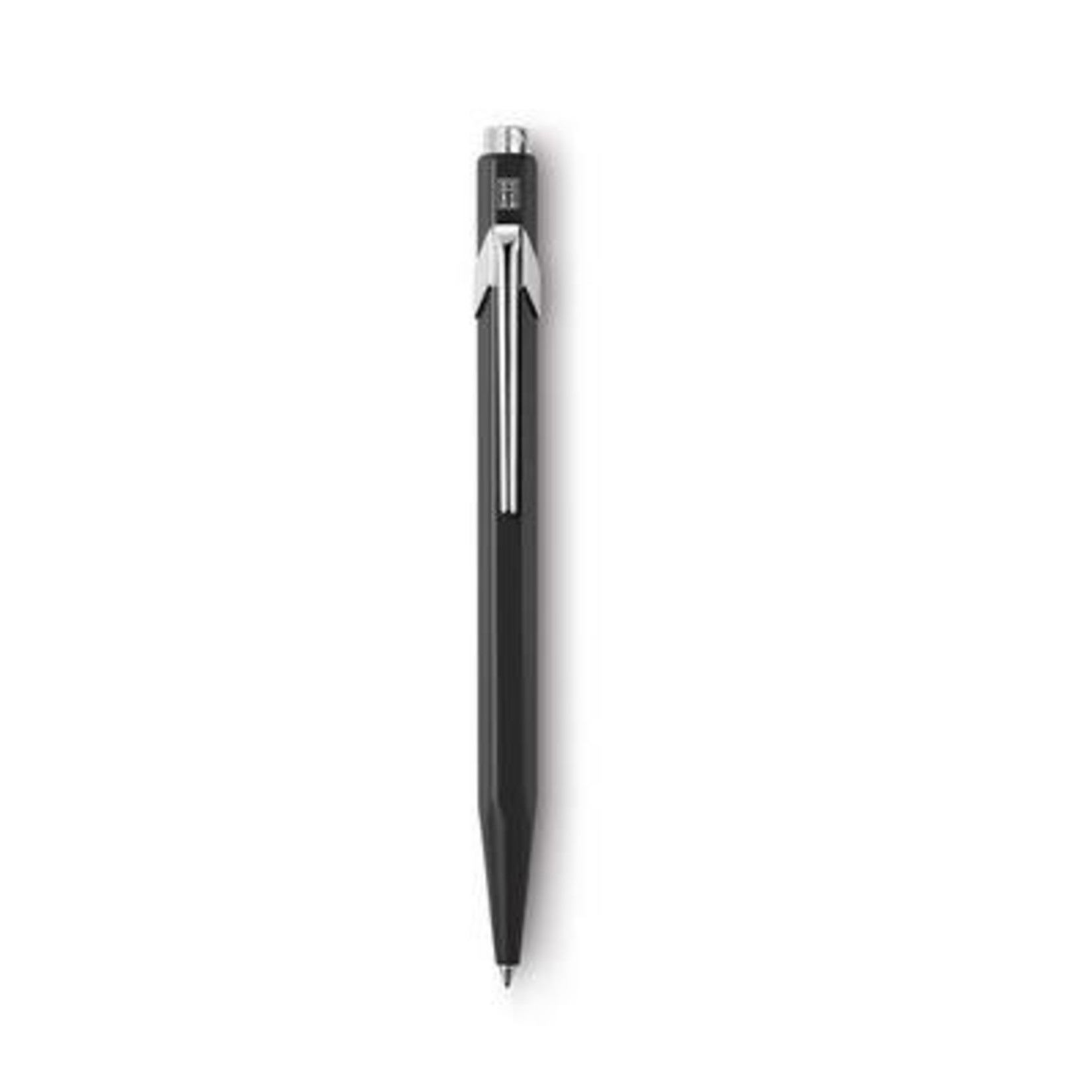Caran d'Ache 849 Kugelschreiber lose lackiert schwarz