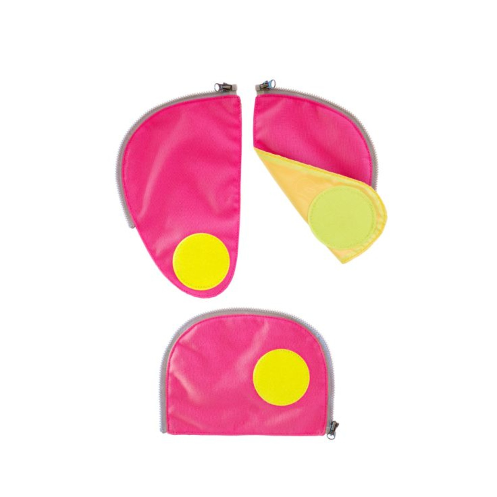 ERGOBAG ERGOBAG CUBO Sicherheitsset pink
