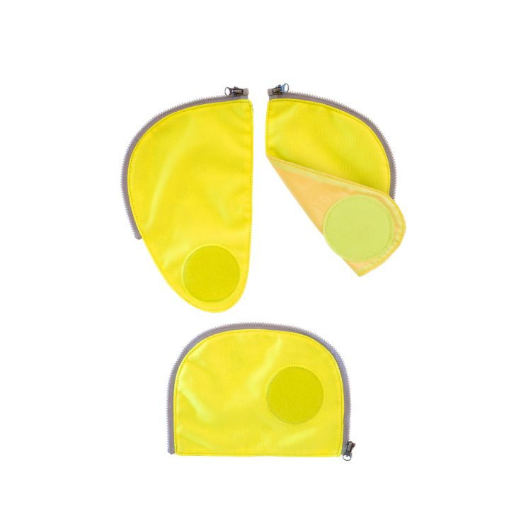 Ergobag Sicherheitsset 3tlg., gelb