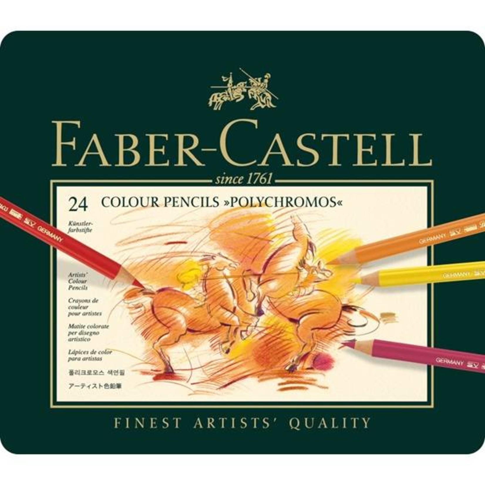 Faber-Castell Faber Castell Polychr.24er