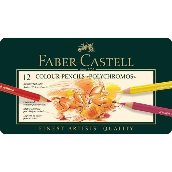 Faber-Castell Faber Castell Polychr.12er