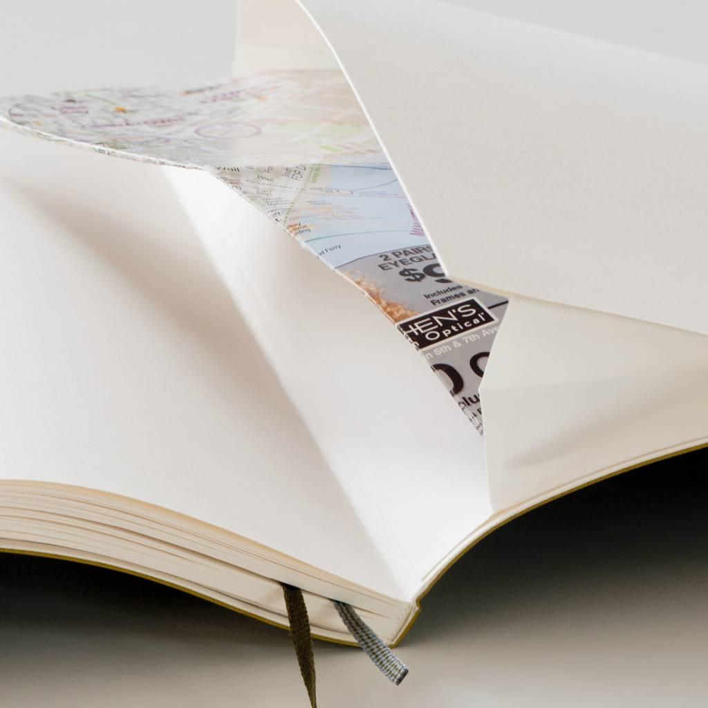 Leuchtturm1917 Notizbuch COMPOSITION B5 SC rot liniert