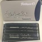 Pelikan Pelikan Edelstein TP lang 6 Tanzanite blauschwarz