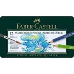 Faber-Castell Faber Castell Aquarellstifte Albrecht Dürer 12Stk im Metalletui