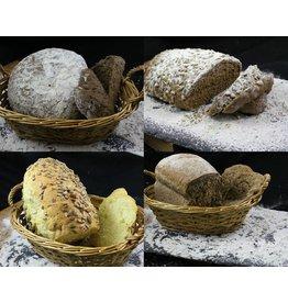 Mixdoos brood 400 gram 90% gebakken 2140600