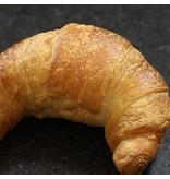 Croissant gebakken