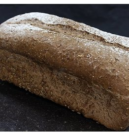 800 grams meergranen brood 90% gebakken  BAD0612