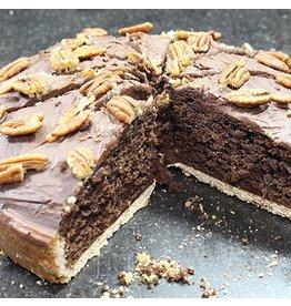 Brownie pecan taart 12 punts BAD5108
