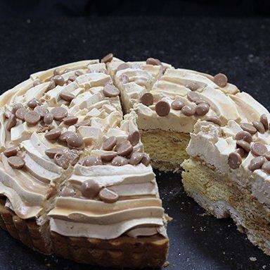 Carmelito taart 10 punts