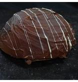 Chocolade boltaart klein ongesneden
