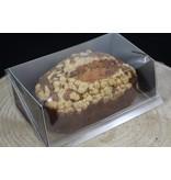 Latte Machiato cake ovaal