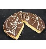 Chocolade tartelette groot 20 pnt 2144305