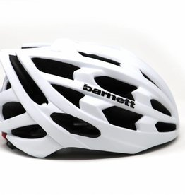 barnett KS29 Bicycle and Rollerski Helmet WHITE