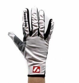 barnett NBG-18  Gloves for Rollerski - cross-country - road bike - running - WHITE