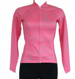 barnett Bike textile - Long-sleeved Jersey, Pink