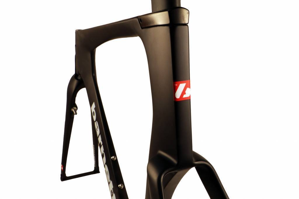 barnett TT-01 carbon frame Bicycle in TIME TRAIL