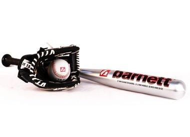 Baseball Sets - Glove / Bat / Ball