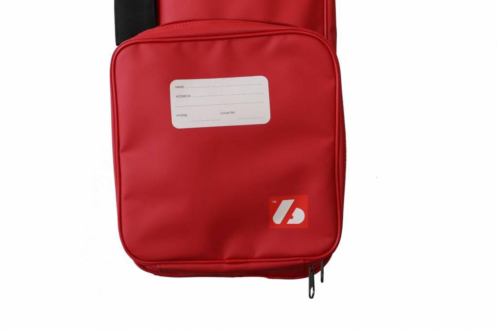 barnett SMS-05 Väska Skidskytte, Gevär och Tillbehör, röd