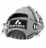 barnett FL-117 professional baseball glove, full grain leather, infield 11,75""