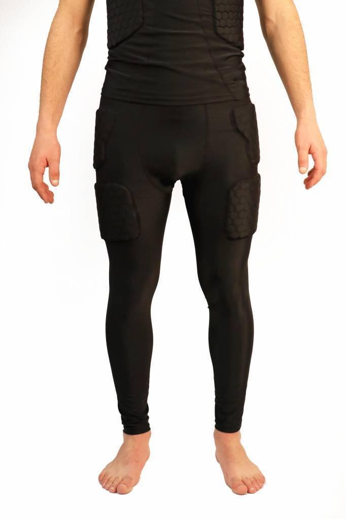 barnett barnett PACK PROTECTIVE PANTS Kit pantalon + leggings de compression (long)