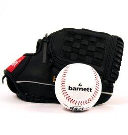"""GBJL-4 Set Baseboll PU Barn, Handske & Boll, (JL-102 10,2"""", BS-1 9"""")"""