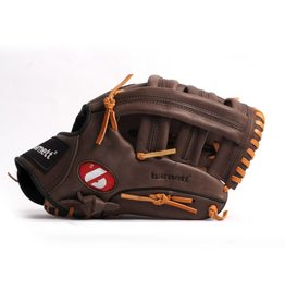 "GL-130 Competition baseball glove, 13"" genuine leather, outfield, Brown"