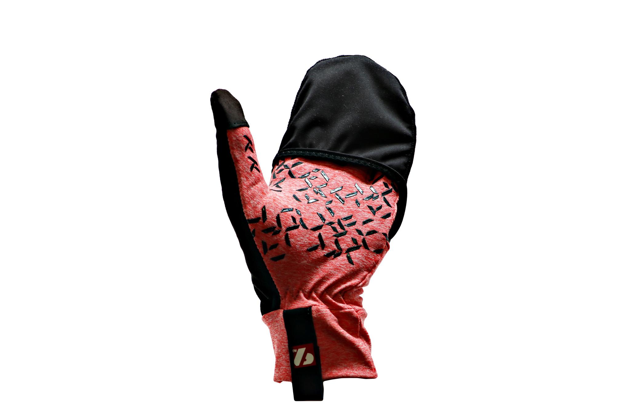 barnett NBG-13 winter ski glove -5 ° to -10 ° -pink