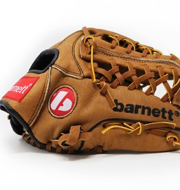 """SL-115 Baseball gloves in leather, size 11.5"""" infield, Brown"""