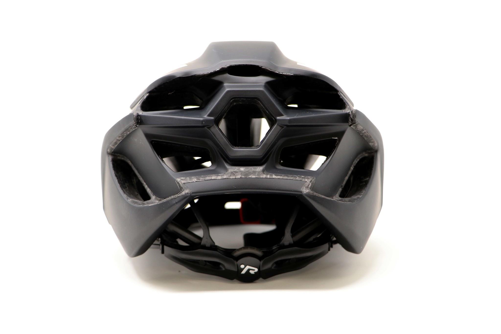 R1 Cykel och Rullskidor Hjälm SVART