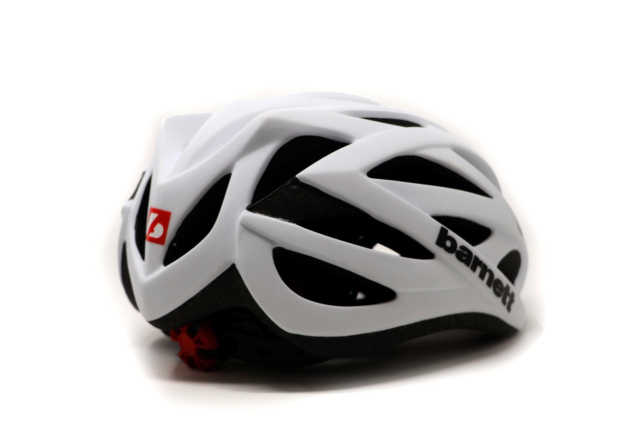 H93 Bicycle and Rollerski helmet WHITE