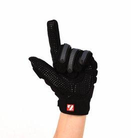 FLG-02 Handskar Linemen, ny passform OL,DL, svart
