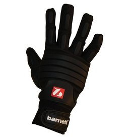 FLG-03 Handskar Linemen Professional, OL,DL, svart