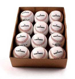 "BS-1 Baseboll Boll Träning Nybörjare, 9"" (inch), Vit, 12 st (1 dussin)"