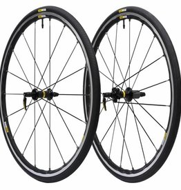 Mavic Ksyrium Elite wheels 25 mm (x2)