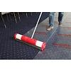Floorguard CARPET - zelfklevende afdekfolie voor vloerbedekking