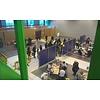 Floorguard 1135 , zelfklevend & absorberend afdekvlies 1m x 25m