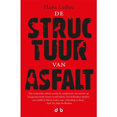 De structuur van asfalt - Hans Leduc