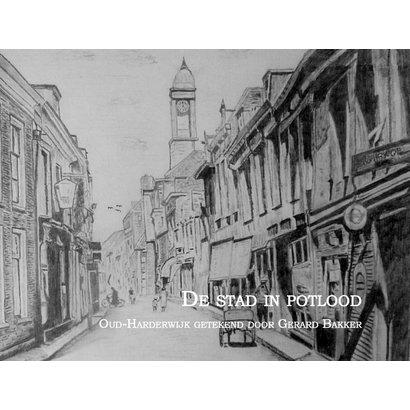 De stad in potlood - Gerard Bakker