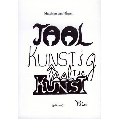 Taalkunstig taaltje kunst- Matthieu van Nispen