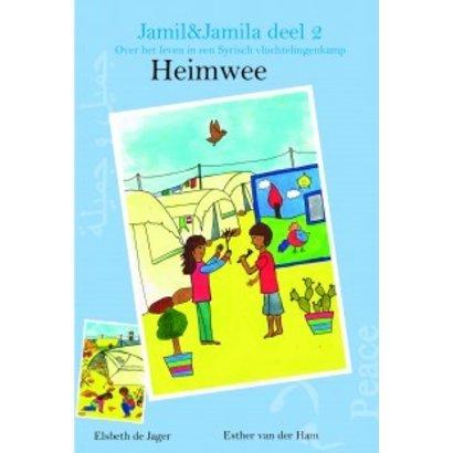 Jamil & Jamila deel 2. Heimwee - Elsbeth de Jager, Esther van der Ham