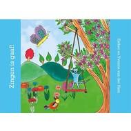 Zingen is gaaf! Kleurrijk kleuterboek - Esther en Yvonne van der Ham