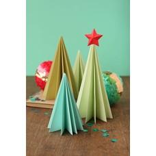 Doe-het-zelf kerstboompjes
