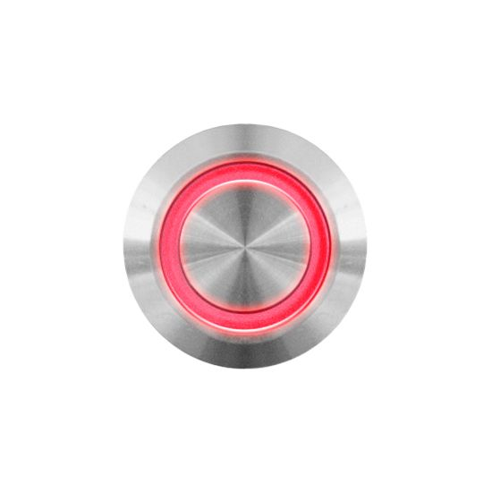 KNOBLOCH Edelstahl-Taster LED