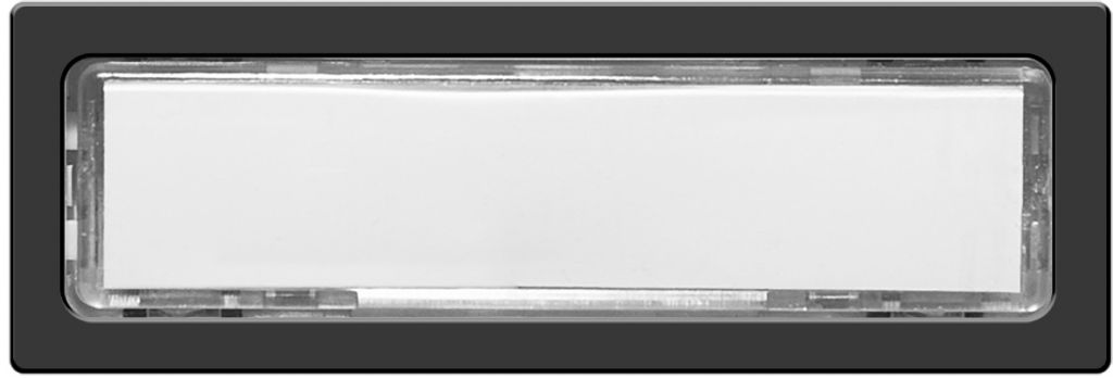 KNOBLOCH Kunststoff-Klingeltaster