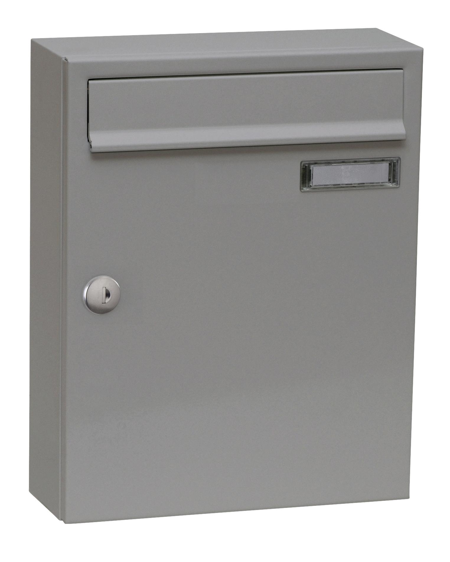 KNOBLOCH Briefkasten FARGO mit Batterielochung