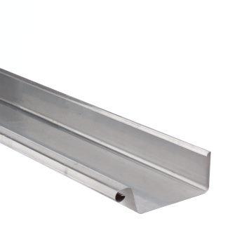 VMZINC zinken bakgoot 44 0,8 - 1 mtr