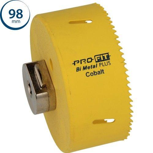 Pro-Fit Gatenboor 98 mm  incl. centreerboor