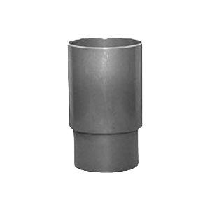 Feyts PVC verlengde mof 80 mm ( mof - verjongd spie )