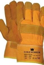 Feyts Werkhandschoen gevoerd