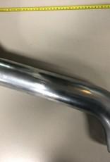Feyts zinken overstek/schuifbocht 80 mm ( 72° )